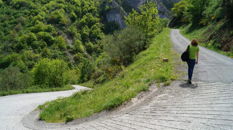 Camino de Perlunes, Somiedo