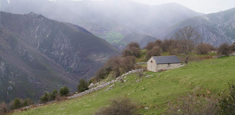 Cabaña de Fontisiella, Corés