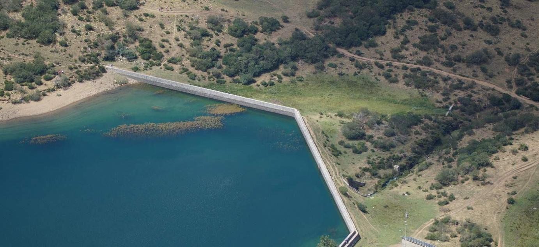 Presa del Lago del Valle