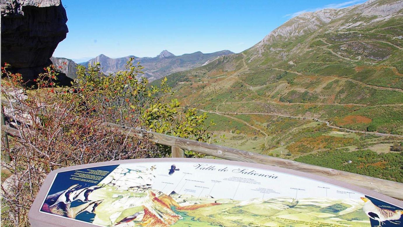 Mirador del Valle de Saliencia