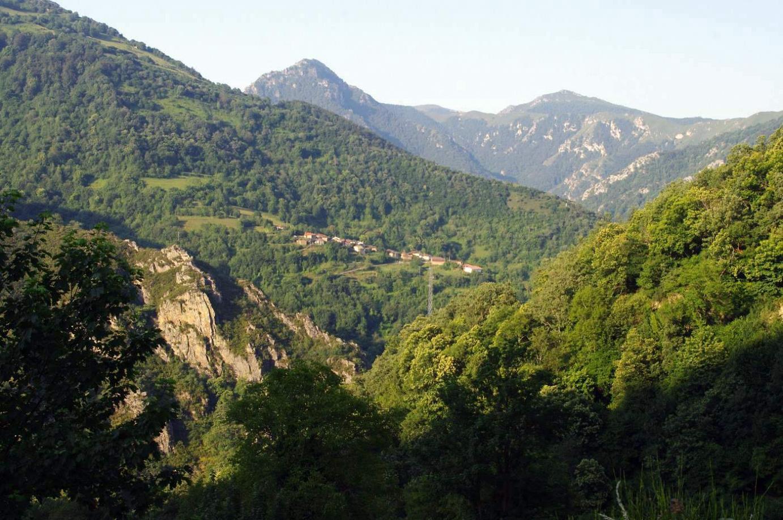 pueblos y aldeas de Somiedo