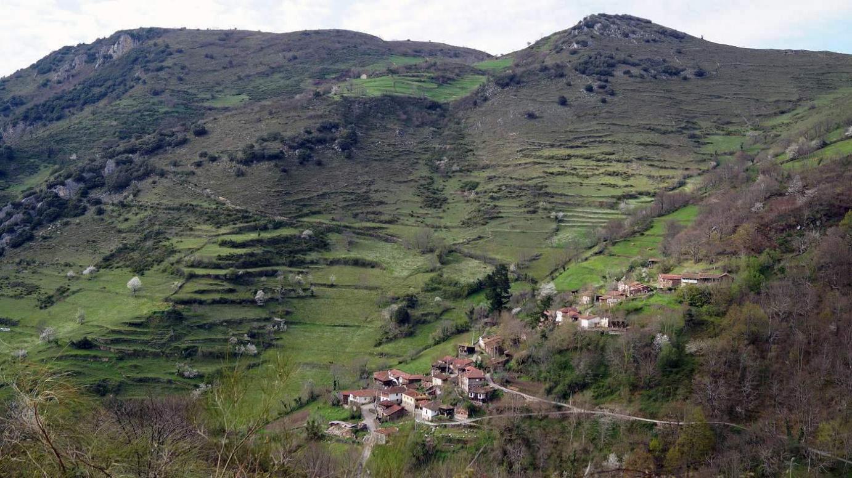 Clavillas, Somiedo